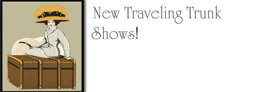 The Traveling Trunk Show
